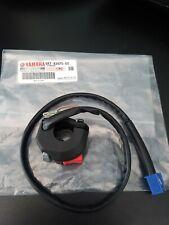 Control Switch Right Handle Yamaha TDM 900 02 14