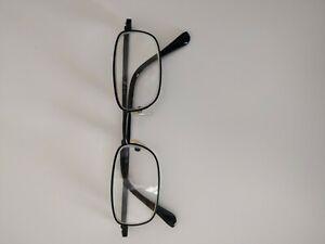 Ladies Black Frame Glasses