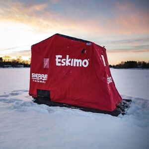 27480 Eskimo Sierra Thermal Shelter Shanty CANVAS SKIN ONLY NO SHACK MFG REFURB