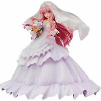 Familiar of Zero Louise Finale Wedding Dress Ver. 1/7 PVC Figure EMS w/ Tracking