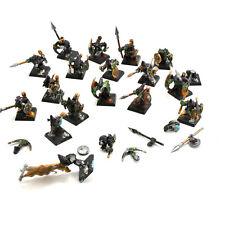 ORCS & GOBLINS 19 Night Goblins #1 Plastic Warhammer Fantasy