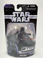 Star Wars The Saga Collection DARTH VADER Action Figure 3.75 W/ Hologram New 013