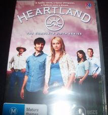 Heartland The Complete Fifth Season 5 (Australia Region 4) ABC DVD – New