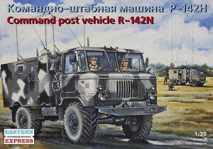 1/35 EASTERN EXPRESS 35137 Command post vehicle R-142N