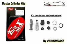 Suzuki GT550 K L M front brake master cylinder seal repair kit 1973 1974 1975