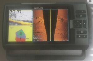 Garmin Striker Plus 9SV Fishfinder GPS with CV52HW-TM Transducer  Brand New