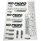 KO Propo America Black & White Decal - KOP88800