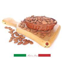 Mandorle sgusciate 1 kg intere bio biologiche naturali italiane Sicilia mandorla