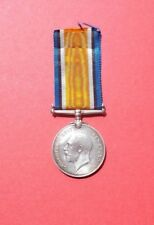 BRITISH WAR MEDAL 1914-18 AWARDED TO PNR A BROWN NO 2945