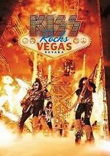 Kiss - Rocks Vegas - Live At The Hard Rock Hotel (NEW DVD)