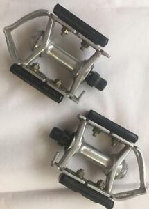 MKS AR-1 Pedals Japan Alloy Vintage With Original Reflectors