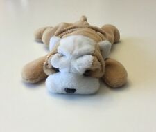 WRINKLES the Bulldog - TY Beanie Baby  No Hang Tag