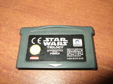 Star Wars Trilogy Apprentice of the Force für Nintendo Gameboy Advance / GBA