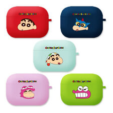 Genuine Crayon Shin-Chan AirPods Pro Jelly Case made in Korea