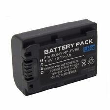 Battery NP-FV50 for SONY Camcorder Handycam NP-FV30 NP-FV70 NP-FV100 DCR-DVD105