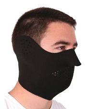 Hunters Advantage Neoprene Hunting Archery Facemask Balaclava **BLACK**