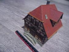 MAISON modélismes decors maquette KIBRI HO ref 345/1 no FALLER BUSCH JOUEF