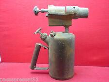 Importante et ancienne lampe pour le démarage des chars, Missler