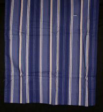 Company Kids Alex Percale Full Stripe Blues/Gray Standard Sham NWD #186G 30062B