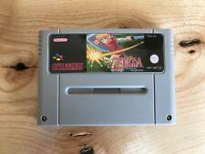 Zelda Parallel Worlds Repro Fan RPG Snes With Battery Save! Super Nintendo