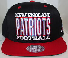 NFL New England Patriots XI Type Snap Back w/Patch Mitchell & Ness Snapback