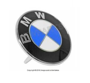 """For BMW Z4 2003 2004 2005 2006 2007 2008 2009 2010 2011 2012 Emblem """"Roundel"""""""