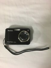 Kodak PIXPRO FZ43 16 MP Digital Camera - Black pre owned