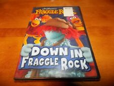 Fraggle Rock Down In Fraggle Rock Jim Henson Muppets Muppet Dvd Sealed New