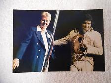 Rare Elvis Presley Photograph 1977 Authenticated 114-3E