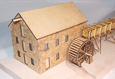 HO Scale Grist Mill Kit
