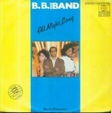 "7"" B. B. and Nastro/All Night Long (D)"