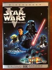 Star Wars V - The Empire Strikes Back (DVD, Widescreen, 1980) - E0331