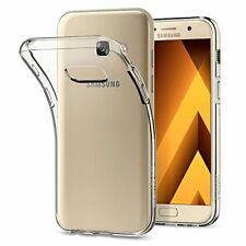 Spigen Liquid Crystal Coque pour Galaxy A3 (2017) Transparent
