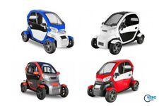 EEC Elektroauto Kabinenroller Quick 3000 inkl. Batterie 45km/h Zulassung E-Car