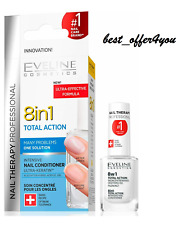 Eveline Cosmetics 8 in 1 Total Action Intensive Nail Conditioner (12ml)