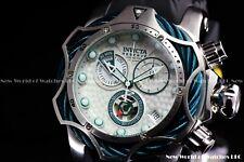 Invicta 53mm Reserve VENOM Hybrid Bolt Swiss Chrono Fish Scale Sea Green Watch