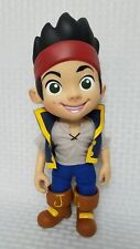 "Disney Talking Jake and the Never Land Pirate Toy Doll 13"" inch 19 Phrases Talks"