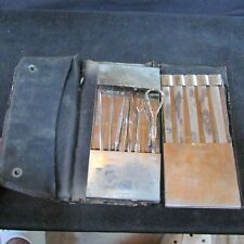 14 Piece Doctor's Medical Tool Set Kit From 1912