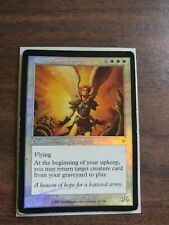 MTG Magic the Gathering Reya Dawnbringer FOIL Invasion x1 See Photos.