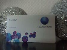 Biofinity 1 x 6 Kontaktlinsen Night&Day -2,25 Monatslinsen CooperVision Neu&OVP