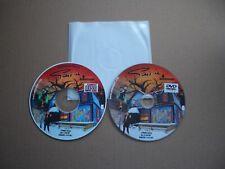 IAN GILLAN - GILLAN'S INN - ADVANCE CD / DVD SET IN PVC SLEEVE