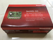 HONEYWELL netaxs - 123 NXD1 basato su web - 1 PORTE add-on Board