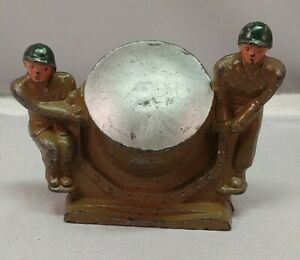 Barclay Aircraft Spot Light Lead Metal Toy Soldier bsl1