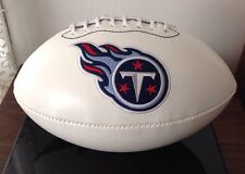 NFL Signature Series Full Size Rawlings Football Tennessee Titans