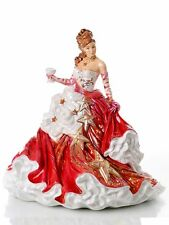 ENGLISH LADIES CO CONGRATULATIONS RUBY DOLL FIGURINE NEW AND BOXED