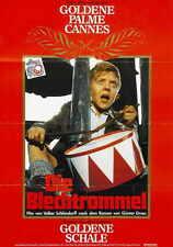 THE TIN DRUM Movie POSTER 27x40 German David Bennent Mario Adorf Angela Winkler