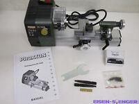 PROXXON Feindrehmaschine FD 150/E No 24150