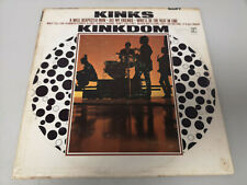 "KINKS ""KINKDOM"" ORIG US MONO 1966 VG+/VG+ ""A WELL RESPECTED MAN"""