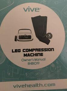 Vive Leg Compression Machine