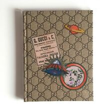 "Gucci Limited Edition Oggi Notebook ""my Gucci Book"" New In Package From Japan"